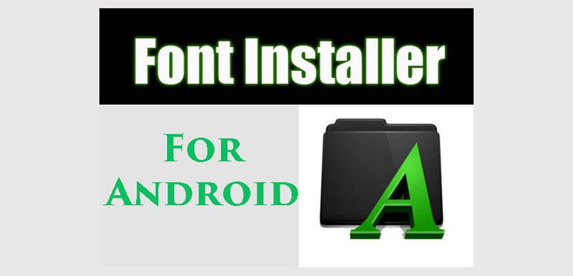 Mengganti Font Lewat Download Font Installer