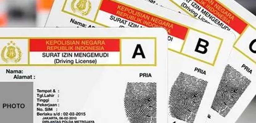 Syarat Perpanjang SIM Online 1