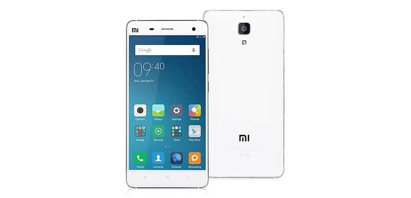 Xiaomi Mi 4 Lite