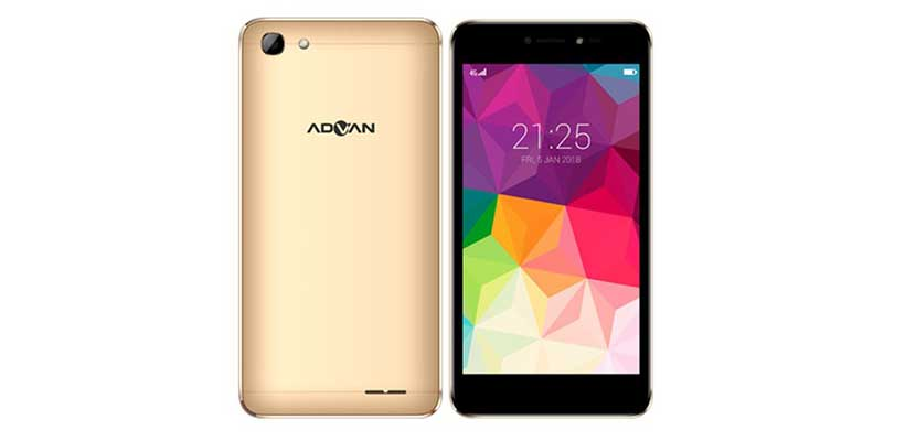 Advan Vandroid i5C Duo