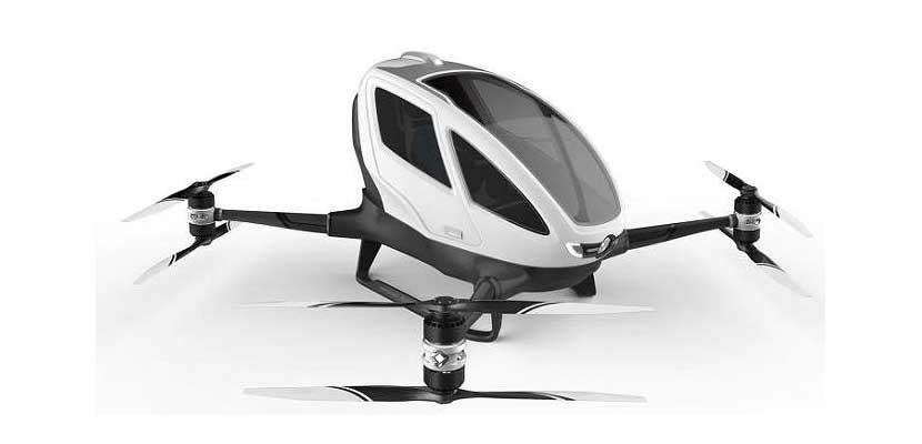 Aeralon Drone Augmented Phantom Flex4K