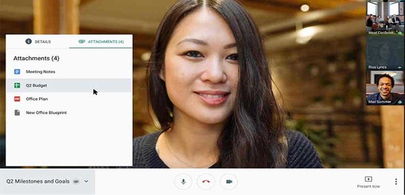 Apa Itu Link di Google Meet