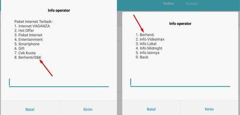 Cara Berhenti Berlangganan Paket Telkomsel 4G