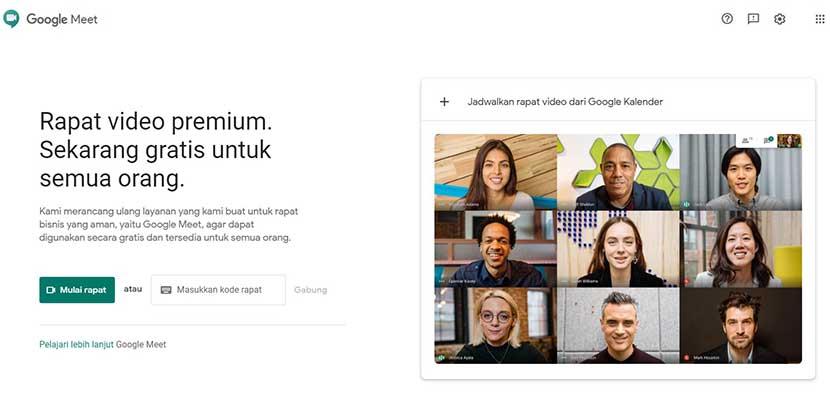 Cara Invite Google Meet Termudah Terlengkap