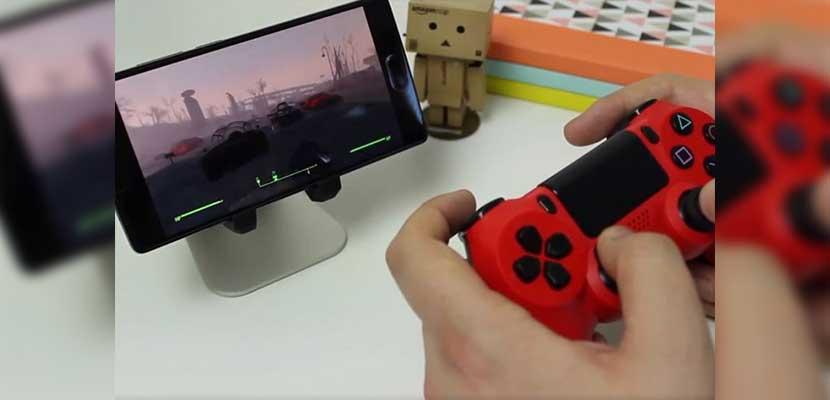 Cara Main Game PS4 di Android