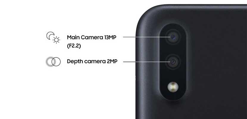 Dual Kamera Utama Beresolusi 13 2 MP