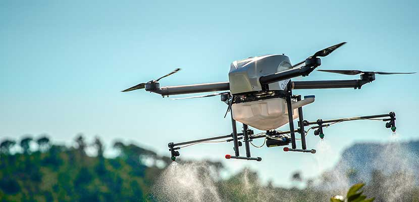 Endurance Drone