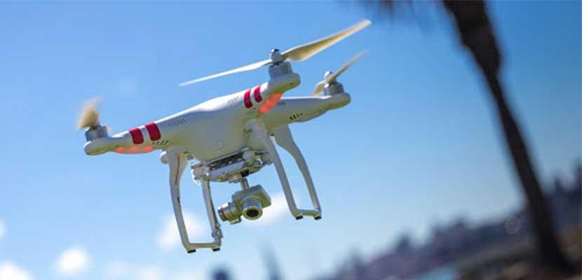 Fungsi Utama Dari Drone GPS