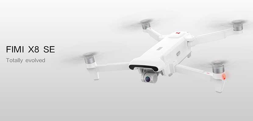 Harga Drone Fimi X8 SE Terbaru dan Spesifikasi Lengkap