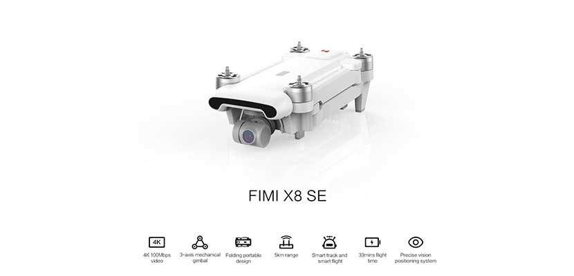 Harga Drone Fimi X8 SE