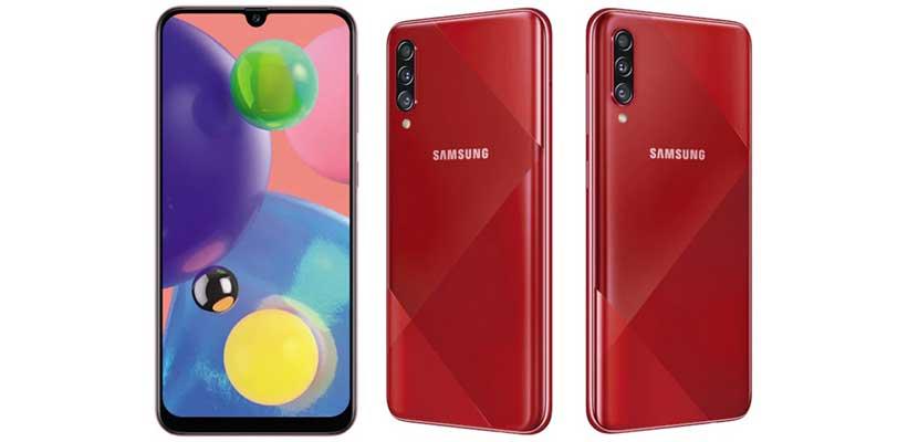 Harga Samsung Galaxy A70s