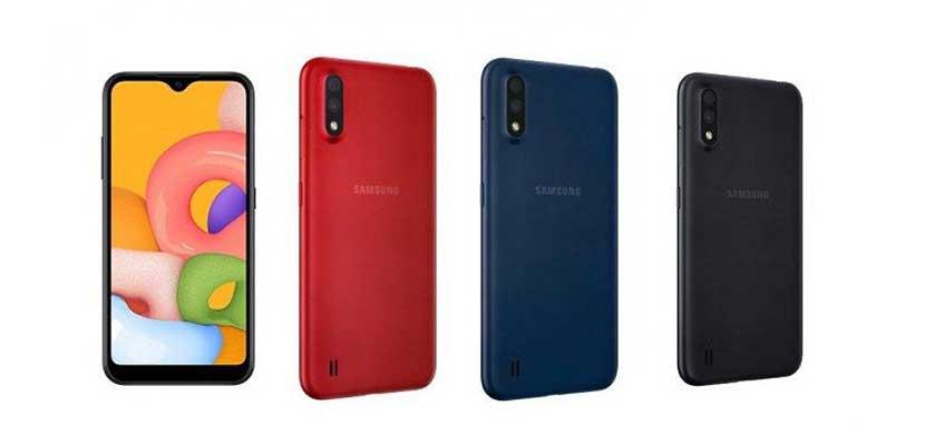 Informasi Harga Samsung Galaxy A01 Terbaru dan Spesifikasi Lengkap