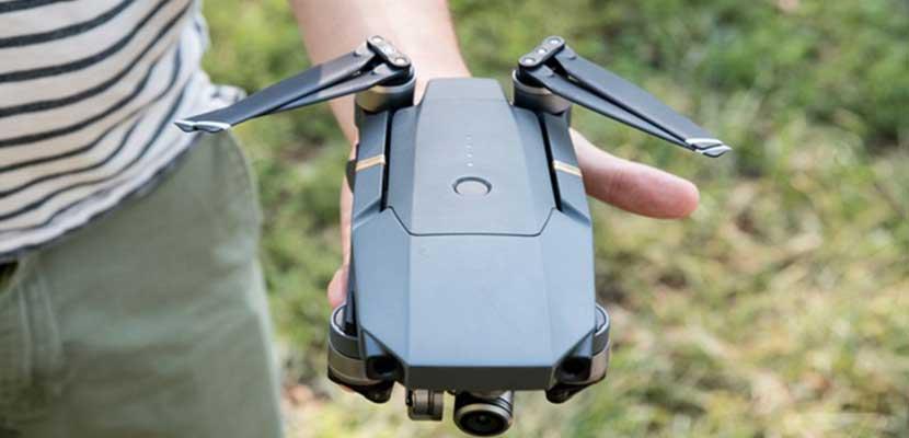 Kelebihan dan Kekurangan Drone Lipat