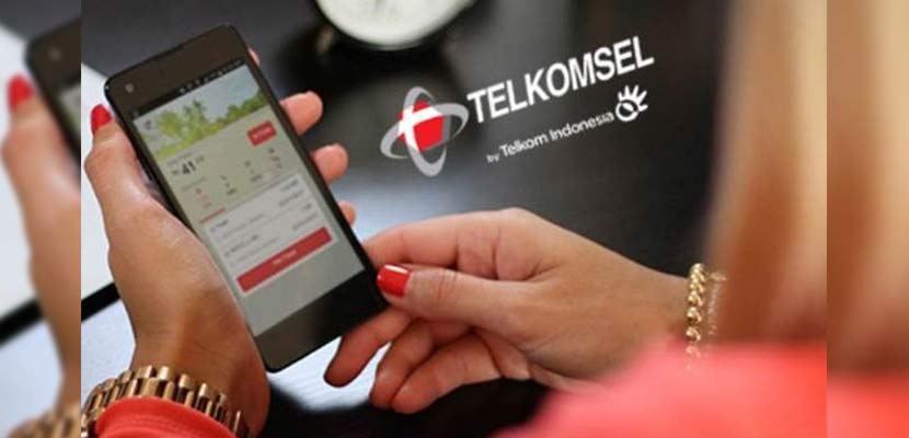 Lewat Aplikasi MyTelkomsel