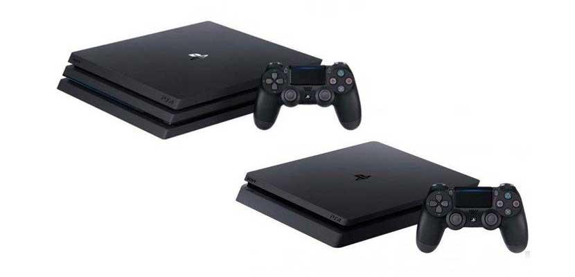 Perbedaan PS4 Versi Fat Slim dan Pro