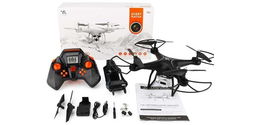 Rekomendasi Drone Murah 75 Ribu yang Cocok Bagi Para Pemula