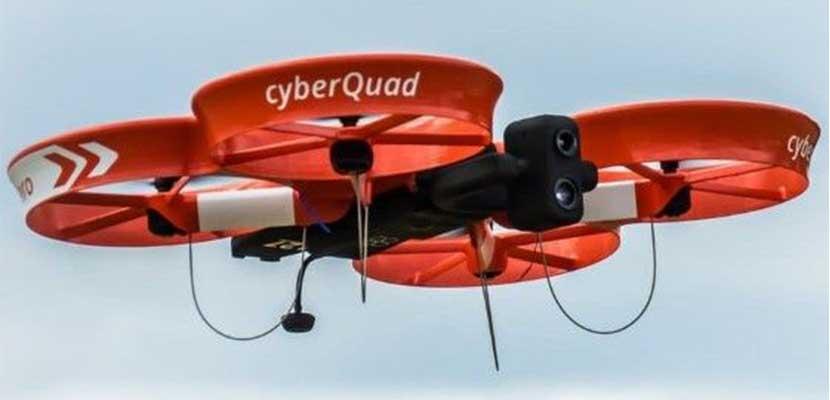 Sci.Aero cyberQuad