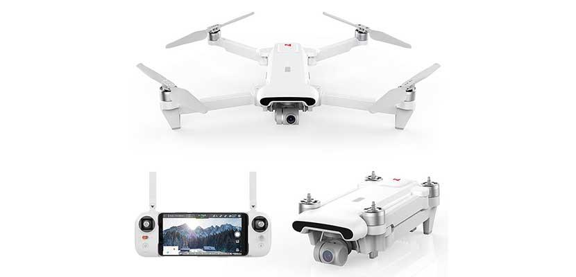 Spesifikasi Drone Fimi X8 SE