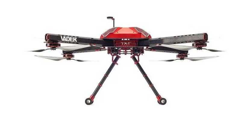 Steadi Drone Veder X4