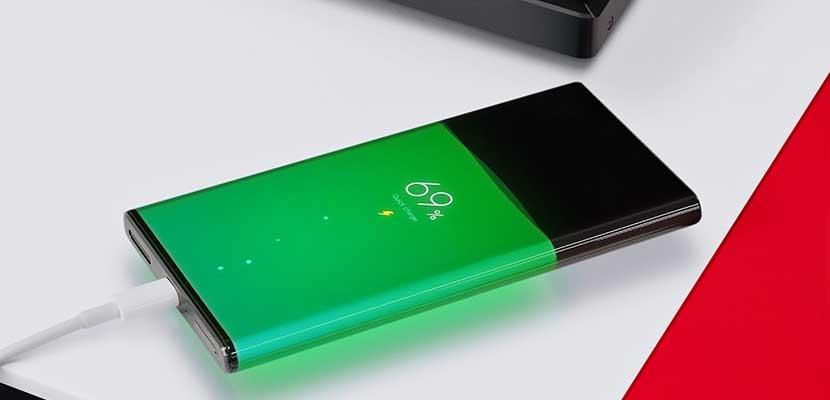 Baterai Besar Suport Fast Charging