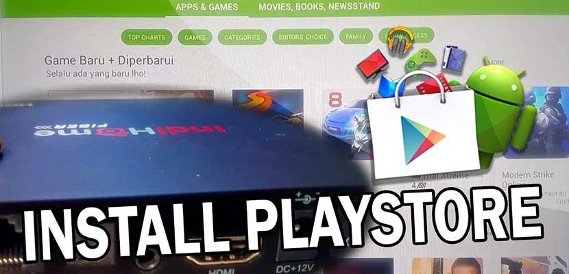 Begini Cara Install PlayStore di STB Indihome Paling Mudah Tanpa Root