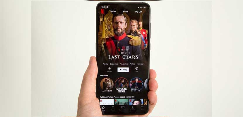 Cara Download Film di Netflix