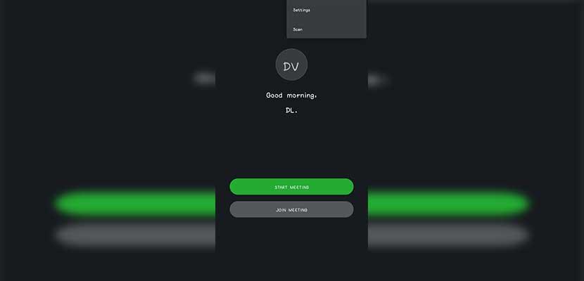 Cara Ganti Nama Webex via Aplikasi