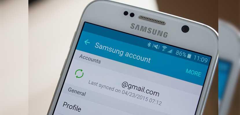 Cara Hapus Samsung Account Samsung