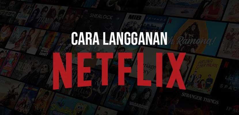 Cara Masuk Netflix Tanpa Promo Gratis
