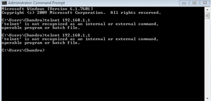 Cara Melihat Data Akun Indihome via Telnet
