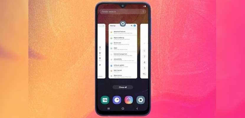 Cara Membuka Kunci Aplikasi di HP Samsung A10