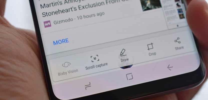 Cara Mengambil Tangkapan Layar Panjang di HP Samsung A31