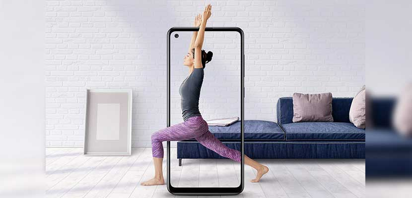 Cara Mengambil Tangkapan Layar Panjang di Samsung A21s
