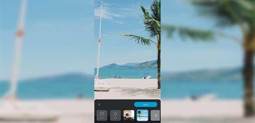 Cara Mengganti Background Webex di Smartphone
