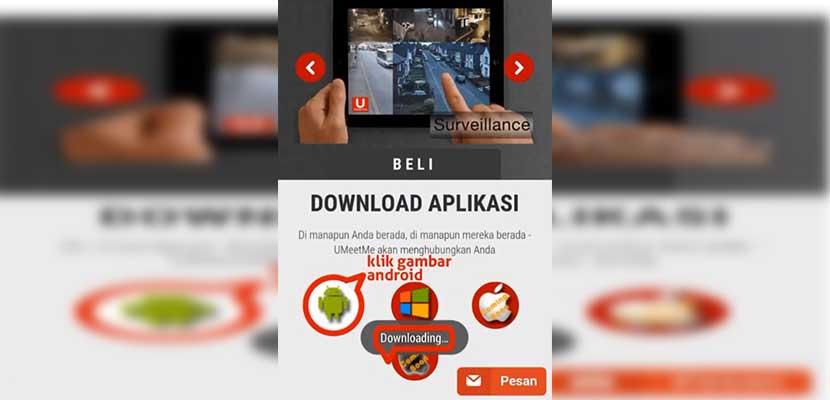 3 Cara Menggunakan Umeetme Di Hp Android Gadgetized