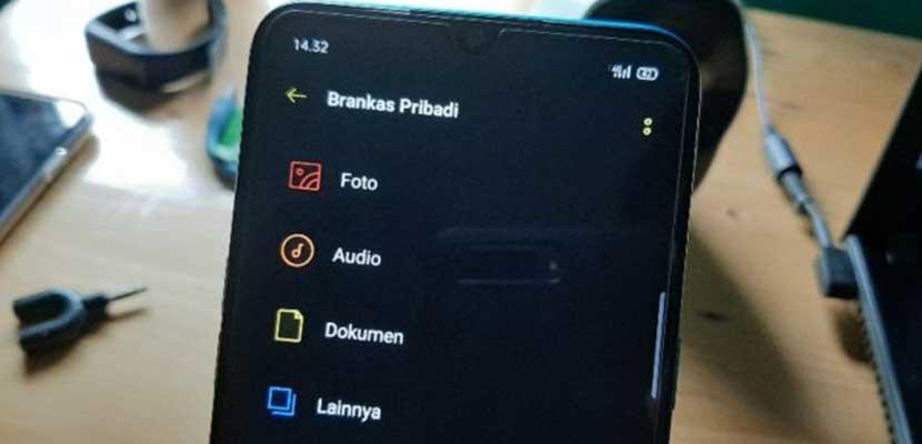Fungsi Menyembunyikan Aplikasi di HP Realme