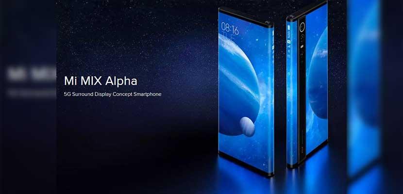 Harga Xiaomi Mix Alpha