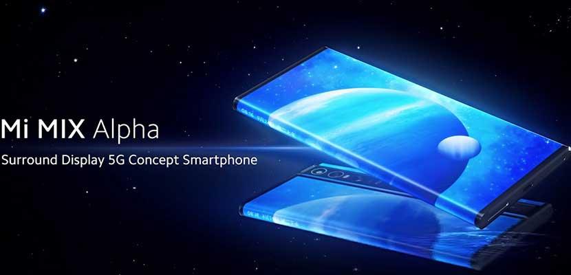 Informasi Harga Xiaomi Mi Mix Alpha Terbaru Beserta Spesifikasi Lengkap