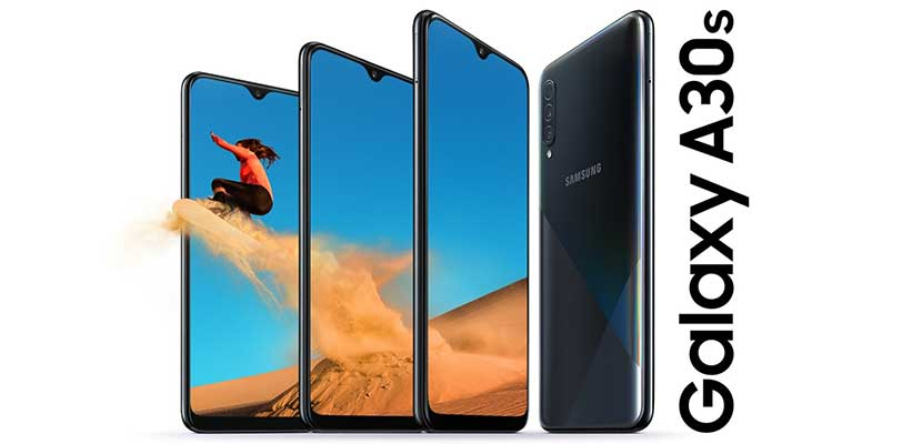 Inilah Cara Screenshot Samsung A30s yang Paling Mudah