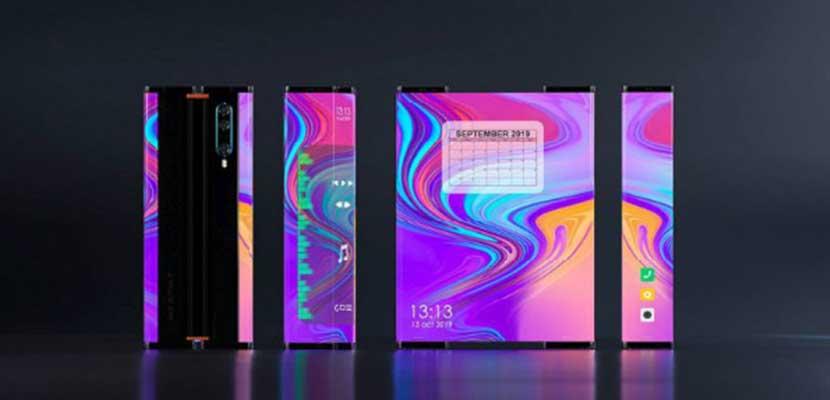 Spesifikasi Xiaomi Mi Mix Alpha
