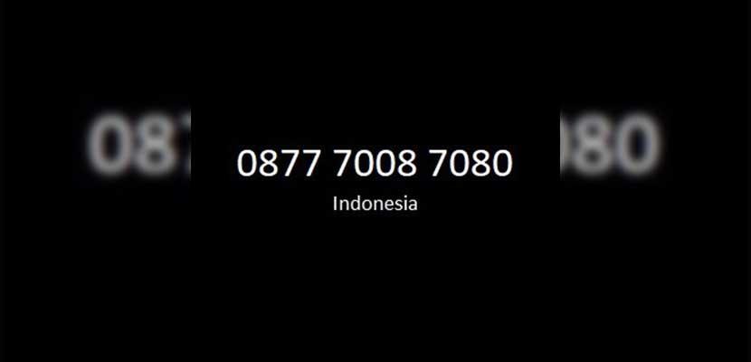 0877 Nomor Apa
