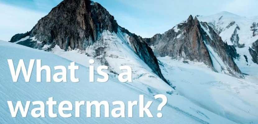 Apa Itu Watermark