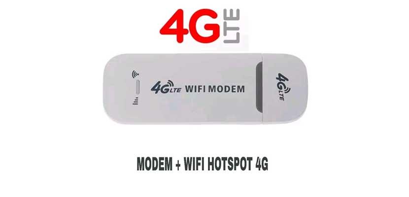 CCTV Smart Modem Wifi 4G