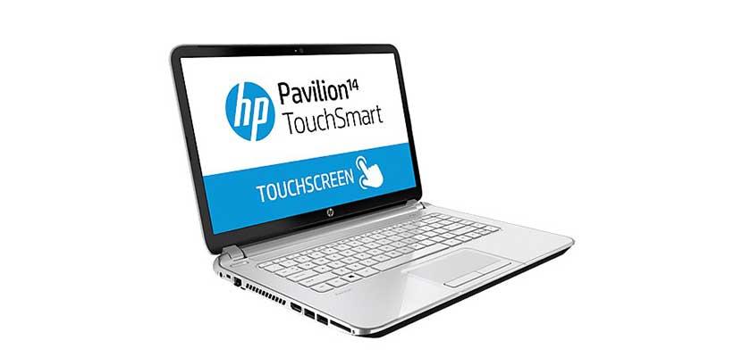 HP Pavilion Touchsmart TS 10 e017AU