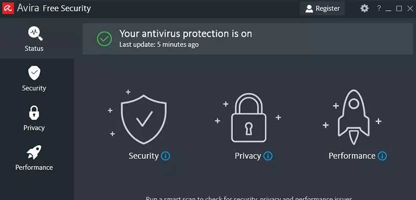 Install Software Anti Virus