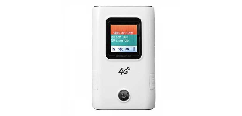 LACARLA Portable 4G Wifi