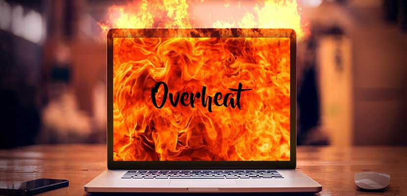 Laptop Mengalami Overheat