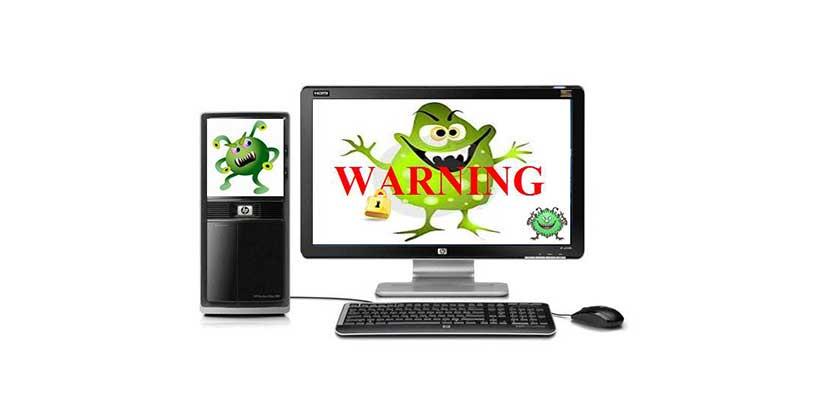 Membersihkan Virus Laptop