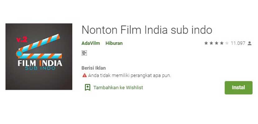Nonton Film India Sub Indo