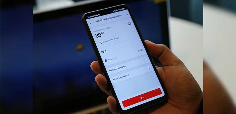 Promo Kuota Telkomsel 40 Ribu 30 GB